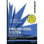 Law Express: English Legal System by Emily Finch