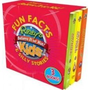 Ripley's Fun Facts & Silly Stories Boxed Set by Ripley's Believe It or Not!