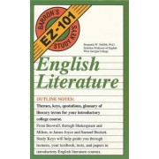 English Literature by Benjamin W Griffith PhD