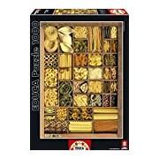 Educa 16285 - Pasta Basta III Jigsaw Puzzle (1000 Pieces)