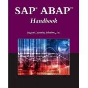 SAP� ABAP (TM) Handbook by Inc. Kogent Learning Solutions