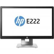 Monitor HP EliteDisplay E222 21.5 inch 7ms Black Silver