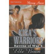 Kira's Warriors [Ravens of War 4] (Siren Publishing Menage Amour)