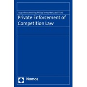 Private Enforcement of Competition Law by Director Jurgen Basedow