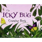The Icky Bug Counting Board Book by Jerry Pallotta