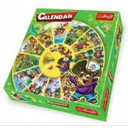 TREFL - Calendar Puzzle (39050) - 24 db-os oktató puzzle