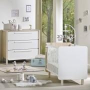 Sauthon meubles Chambre bébé duo nest lit + commode