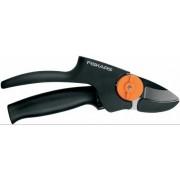 Fiskars - PowerGear™ Forgónyelű metszőolló, rávágó S-M (111510)
