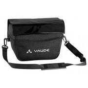 VAUDE, bolsa para portaequipajes de bicicleta Deluxe Aqua Box, (Black) negro