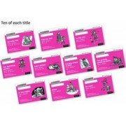 Read Write Inc. Phonics: Black and White Pink Set 3 Storybooks Pack of 100 by Gill Munton