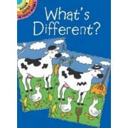 Whats Different? by Fran Newman-D' Amico