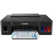 Multifunctional Canon Pixma G3400, Inkjet, A4, 9 ipm, Wireless, CISS + Cartus cerneala Canon GI-490 BK, acoperire aprox. 6000 pagini (Negru) + Cartus cerneala Canon GI-490 C, acoperire aprox. 7000 pagini (Cyan) + Cartus cerneala Canon GI-490 M, acoperire