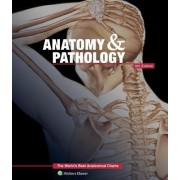 Anatomy & Pathology: The World's Best Anatomical Charts Book by Anatomical Chart Company