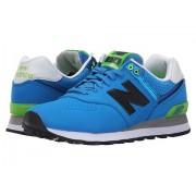 New Balance ML574 BlueGreen