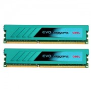 Memorie GeIL EVO Leggera 16GB (2x8GB) DDR3, 1600MHz, PC3-12800, CL9, Dual Channel Kit, GEL316GB1600C9DC
