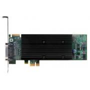 Видеокарта MATROX M9120-E512LAU1F , PCIEx1, за едновременна работа за 2 монитора с вход VGA или 2x DP