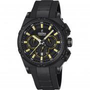 Reloj Festina F16971/3-Negro con Amarillo