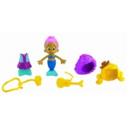 Fisher-Price Bubble Guppies Snap and Dress Cowgirl Set