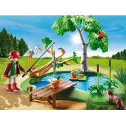 PLAYMOBIL 6816 - Country- Angelteich