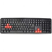 Frontech JIL-1672 USB Desktop Keyboard Black With Wire