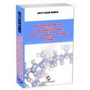 Influenţa izomeriei asupra structurii electronice şi proprietăţilor fizico-chimice ale xilidinei.