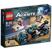 LEGO ULTRA AGENTS 70167(japan import)
