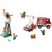 LEGO Camion utilitar de pompieri (60111)