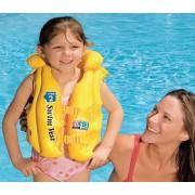 Intex Deluxe Swim Vest Ages 3-6 Years