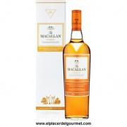THE MACALLAN Amber whisky escocés de malta 12 años botella 70 cl