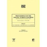 Proceedings of the 15th Ifac World Congress Vol Daptimal Design by Ifac