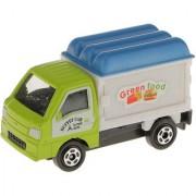 Magideal Cute Model Ice Cream Car Educational Toy Kids Gift-Green