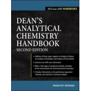 Dean's Analytical Chemistry Handbook by Pradyot Patnaik