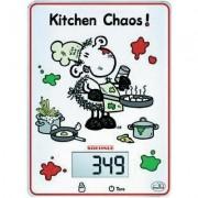 Digitális konyhai mérleg fehér Soehnle 66194 Kitchen Chaos (1180057)