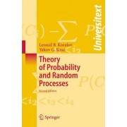 Theory of Probability and Random Processes 2007 by Leonid Koralov