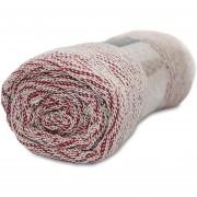 Manta 100% algodón DIB Coyhaique - Rojo