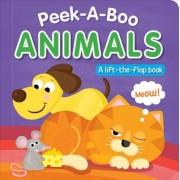 Peek-A-Boo Animals by Laila Hills