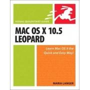 Mac OS X 10.5 Leopard by Maria L. Langer