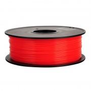Filament pentru Imprimanta 3D 1.75 mm ABS 1 kg - Rosu