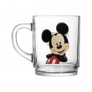 Mickey egér üveg bögre