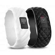Pulseira de Actividade Garmin Vívofit 3 Bundle (Preto/Branco)