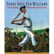 There Goes Ted Williams: The Greatest Hi by Matt Tavares