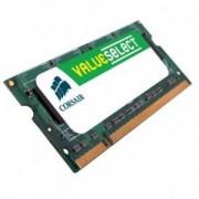 RAM DDR3, 1600MHZ 8GB 1x204 SODIMM, Unbuffered - CMSO8GX3M1A1600C11