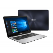 "Asus K556UQ-DM803 Intel Core i5-7200U/15.6""FHD/8GB/256 GB SSD/GF 940MX-2GB/DVD-RW/Linux/Dark Blue"