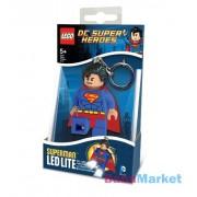LEGO Superman világítós kulcstartó