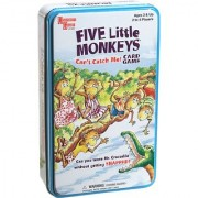 Five Little Monkeys Cant Catch Me Card Game