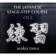 The Japanese Stage-Step Course: Workbook 2 by Wako Tawa