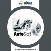 SOFTWARE AUTOSOF LICENCIA ELECTRO GESTION TALLERES marca SOLINSUR - Inside-Pc