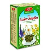 Ceai Colon Sanatos (colon iritabil) D64, 50g, Fares