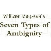 Seven Types of Ambiguity by William Empson