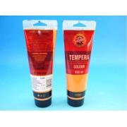 Barvy temperové Koh-i-noor tuba 250ml kadmium oranžové